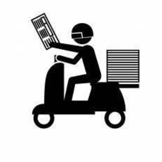 【個室寮完備・引越し費用タダ】簡易ポスティングスタッフ!バイク支給