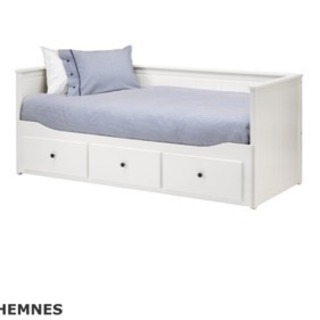IKEA☆デイベッド☆フレーム&マットレス