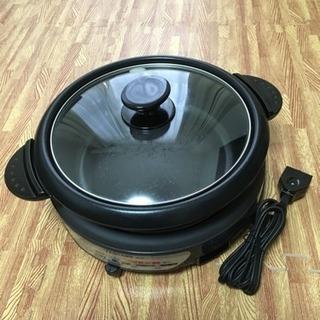 電気グリル鍋(TESCOM)