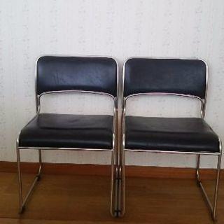 椅子🎵美品🎵2脚セット