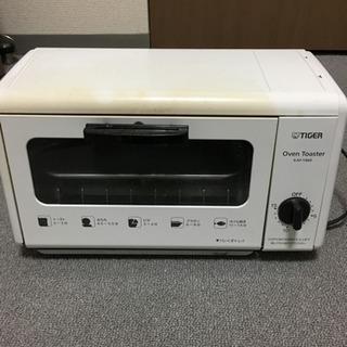 タイガーオーブントースターやきたて KAF-Y860 中古品