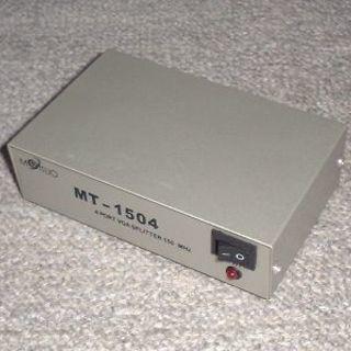 4port VGA Splitter MT-1504