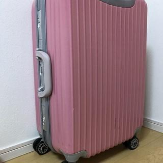壊れているスーツケースですが差し上げます
