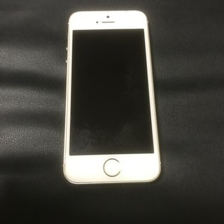iPhone5s 64G  動作不具合無し