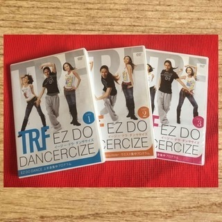 ※商談成立『TRF☆EZ DO DANCE』ダンササイズ(ジャンク品)