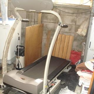 電動式ランニングマシン 中型 可動品