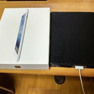 【値下げ中】iPad 64GB Wi-Fi フィルム、ケース付