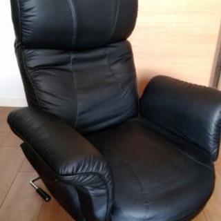 リクライニング低反発回転座椅子アーバン