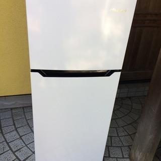 美品 ハイセンス 冷蔵庫 HR-B1201 2016年製 120L