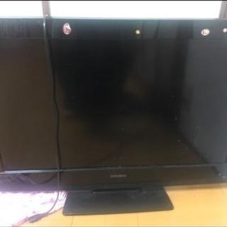 ジャンク品 32型テレビ
