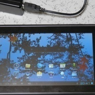 タブレット端末LuvPad AD701売ります