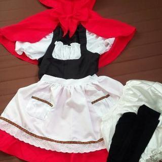 赤ずきんコスプレ衣装かぼちゃパンツ...