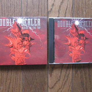 最終値下げ!!DOUBLE DEALER DERIDE on T...