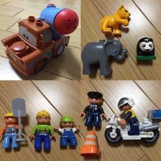 レゴ デュプロ 人形 USED