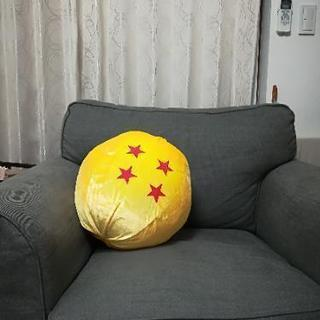 ドラゴンボールの起毛ビニールボール 非売品