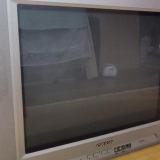 オリオン・21型フラットステレオテレビ(中古)