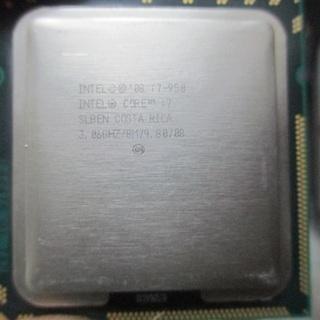 新品/インテル Core i7-950/一ヶ月間保証付き