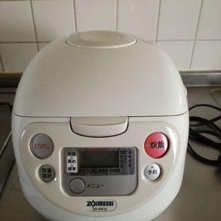 炊飯器です。お安くお売りします。