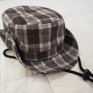 値下げ!冬用帽子 52cm 500円