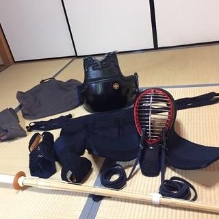 剣道防具一式(学生、大人)