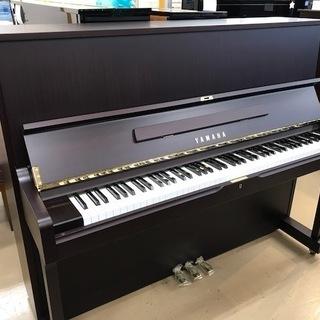 リニューアルピアノ YAMAHA W120BS