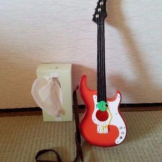キッズギター‼プラスチックです