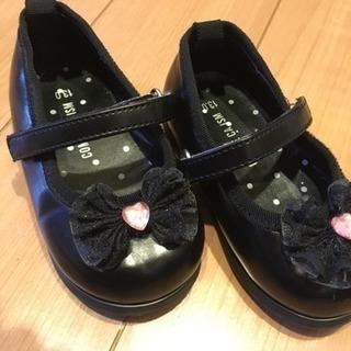 13センチ 女の子用 フォーマル靴