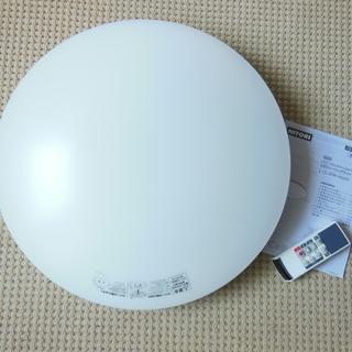 【差しあげます】ニトリ CL-32W-N3200 6畳用LEDシ...