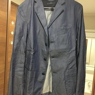 【新品同然!定価7割引!】SHIPSインディゴジャケット