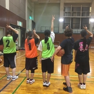 楽しく!!バスケメンバー募集中!5月6月開催!