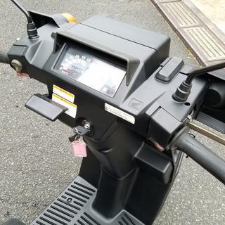 掲載終了 7hayt バイク屋 乗り出し総額234,192円(税込) ジャイロX オールペン・マットブラック ミニカー マフラー・タイヤ・ブレーキシュー新品 後期型 [管理No.QI10] − 東京都