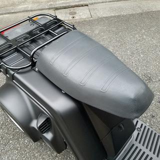 掲載終了 7hayt バイク屋 乗り出し総額234,192円(税込) ジャイロX オールペン・マットブラック ミニカー マフラー・タイヤ・ブレーキシュー新品 後期型 [管理No.QI10] - 売ります・あげます