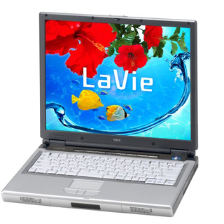 NEC ノートPC LaVie PC-LL770A