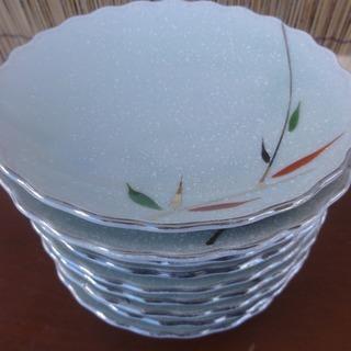 3c217 和皿 平皿 陶器 10枚セット 中古 引取限定
