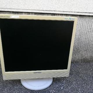 2006年SAMSUNGモニター17インチ