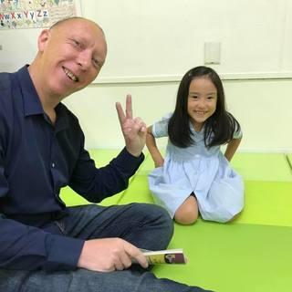 外国人講師による英語教育(幼児~小学生まで)