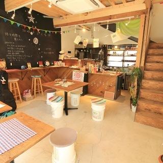 サニピク・芝生カフェ・謎解きも楽しめる日本橋のカフェ