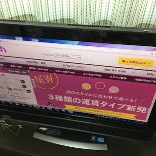 NEC社パソコンテレビ一体形