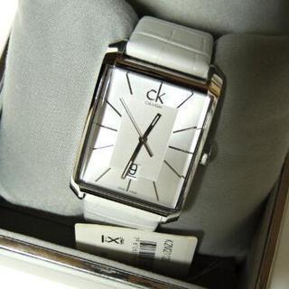 カルバンクラインの腕時計 新品未使用