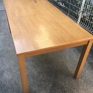 ダイニングテーブル(椅子なし)