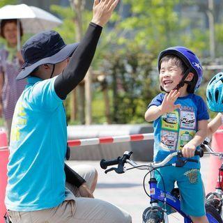 【11/5(日)】今話題の30分で乗れるへんしんバイク自転車教室が...