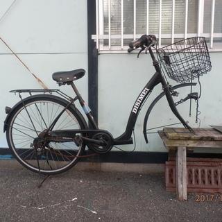 走れない自転車