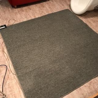 コウデン 電気カーペット 2畳