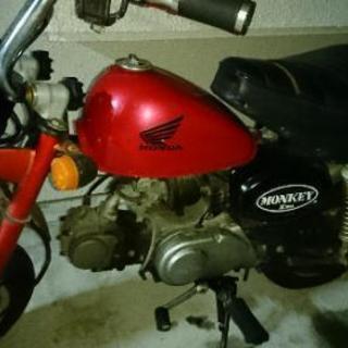 モンキー50cc 12v レストアベース