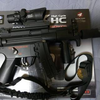東京マルイ HK MP5K HCとその他 mp5k hc