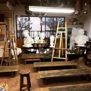 榊原画塾 子供、受験生から大人まで 個人指導の絵画教室の画像