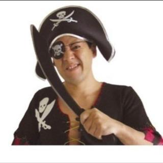 仮装用 海賊セット