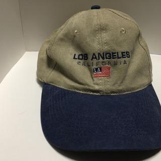 【最終・値引き!】キャップ(帽子)LOS ANGELES CAL...