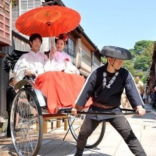 人力車の出張レンタル! ~長野県での結婚式、イベントに人力車の貸出...