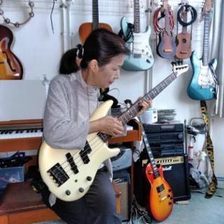 ベース ギター音楽教室SAYA